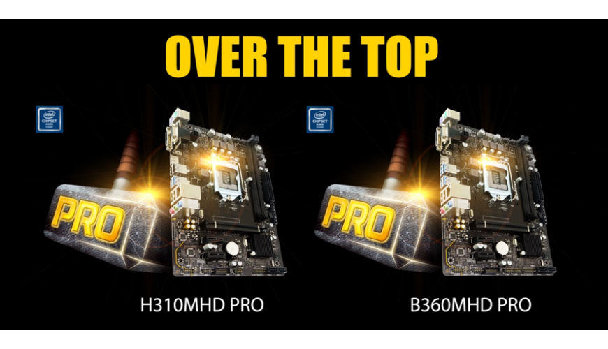 BIOSTAR Presents Entry Level Intel 300 Series Motherboards: